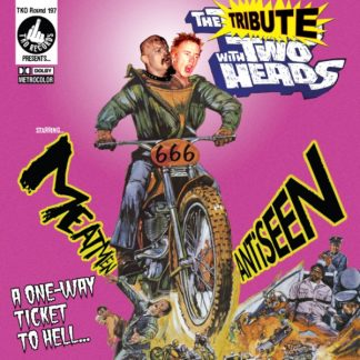 "Meatmen / ANTiSEEN - Tribute with Two Heads 7"" Vinyl EP"