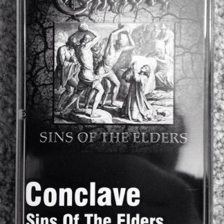 Conclave - Sins Of The Elders CASSETTE (Come To GRIEF/Warhorse)