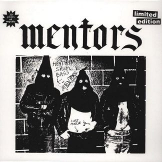Mentors - Get Up and Die LP