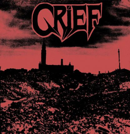 Grief - S/T (Depression) LP