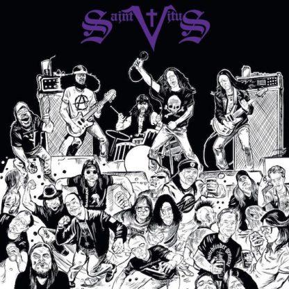 Saint Vitus - Marbles in the Moshpit LP (live Ontario 1984)